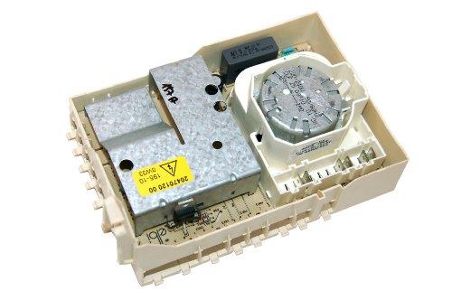 Whirlpool wasmachine timer. Origineel onderdeelnummer 481228219753