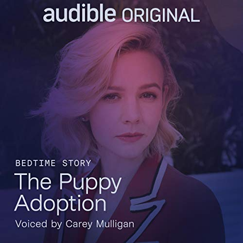 The Puppy Adoption Audiobook By Nicole Haroutunian cover art
