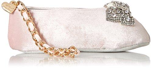 Betsey Johnson Damen Handgelenkriemen, Handtasche, rose, Einheitsgröße