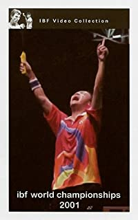 BADMINTON 2001 WORLD CHAMPIONSHIPS [ Highlights Tape of Finals: Palacio de Deportes, Seville,...