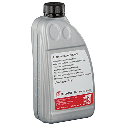 febi bilstein 29934 Automatikgetriebeöl (ATF) , 1 Liter