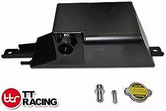 Aluminum Radiator Coolant Overflow Tank VR38DETT CAN FOR 09-17 GTR R35 (HEAD_OT_BK)