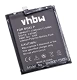 vhbw Li-Polymer Akku 3100mAh (3.85V) passend für Handy Smartphone Handy BQ Aquaris X5 Plus