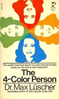 The 4 Color Person