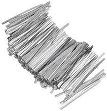 Lazos de 10 cm para cerrar bolsas de Funcoo, 800 unidades