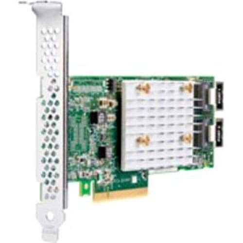 Hewlett Packard Enterprise 804394-B21 Smart Array E208i-p SR Gen10 8 Internal Lanes/No Cache 12G SAS PCIe Plug-in Controller