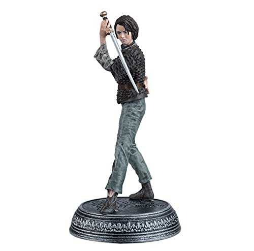 Statue des Harzes. Game of Thrones Collection Nº 5 Arya Stark