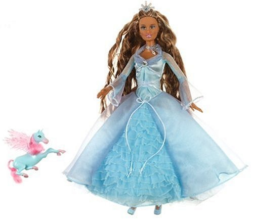 Mattel - Barbie G8401 - Magic Pegasus Rayla Wolkenknigin