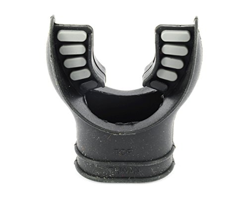 Best Divers AE0302 schokdemper zwart/grijs