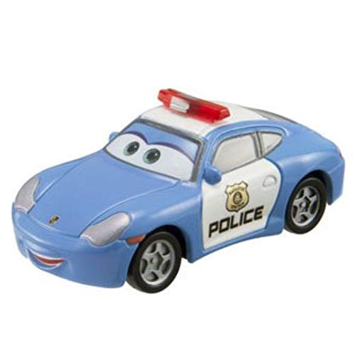 Cars Tomica Rescue Go-Go Surrey (Police Car Type)