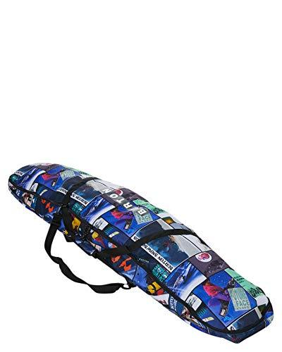 Burton Space Sack Blau, Ski- und Snowboardtasche, Größe 166 cm - Farbe Catalog Collage Print