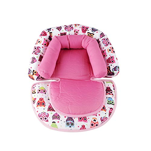 AIPINQI Baby Head Support for Car seats, 2-in-1 Infant CarSeat headrest...
