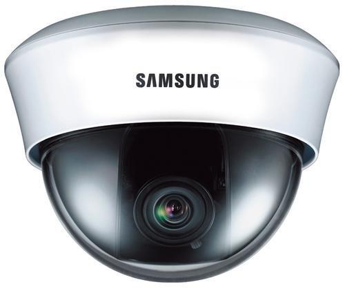 SS53–Samsung scc-b53541/3'color Varifocal cctv 540TVL cámara de cúpula de fija