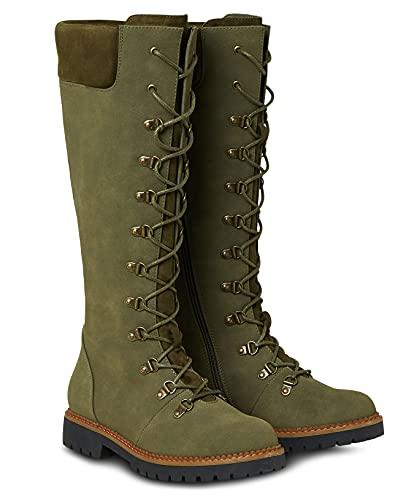 Joe Browns Wilderness Boots, Stivali alla Moda Donna, Cachi, 40.5 EU
