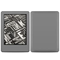 Kindle(2014年発売) スキンシール【Solid State Grey】