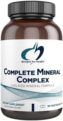 Designs Minneapolis Mall for Health Complete Low price Mineral Complex Free - Multi Iron Mi
