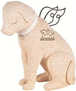 Carson Bereavement Faithful Angel Memory Memorial Dog Pet Figurine Statue