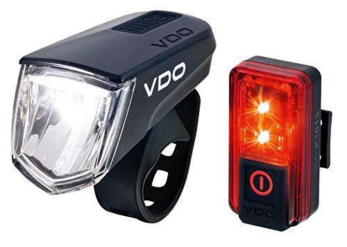 VDO Eco Light M60 Beleuchtungsset 2021 Fahrradbeleuchtung Sets