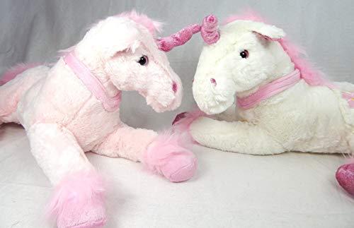 Inware Unicorn Jouet en Peluche 2 Pieces