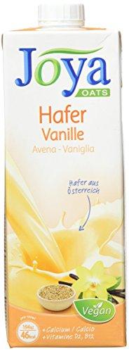 Joya Milchalternativen Hafer Vanille Drink, 10er Pack (10 x 1 l)