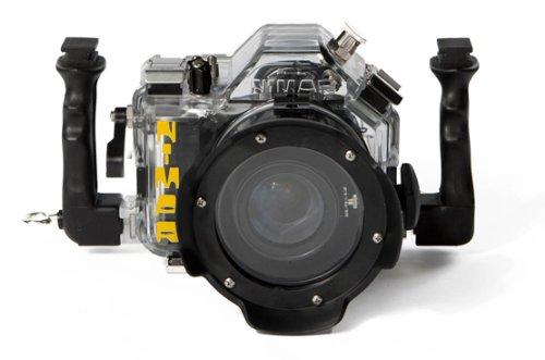 Unterwassergehäuse Nimar für Spiegelreflexkamera Canon 650D + kit EF-S 18/55 mm f/3.5-5.6 ISII