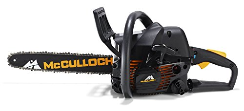 An image of the McCulloch CS 360T Petrol Chainsaws - Black