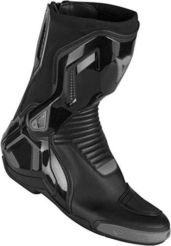 Dainese Botas para Moto, Negro/Antracita, Talla 44