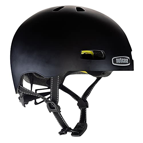 Nutcase Street-Onyx (Satin) Helm, Mehrfarbig, M