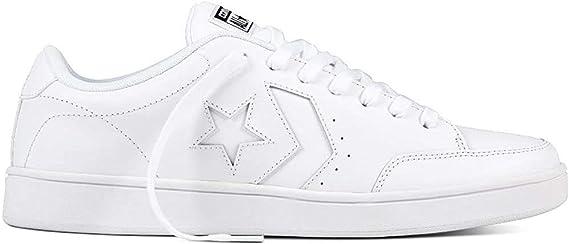 Converse Unisex Star Court, White/White/White