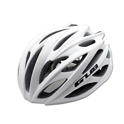 JM- Fahrrad Fahrradhelm Rennrad Mountainbike Helm Reiten Skeleton Helm Einteiliger Fahrradschutzhelm