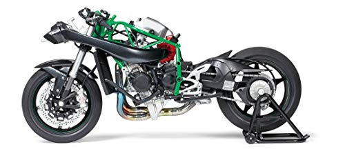 Tamiya 14131 1/12 Kawasaki Ninja H2R Plastic Model Plastic Model Kit