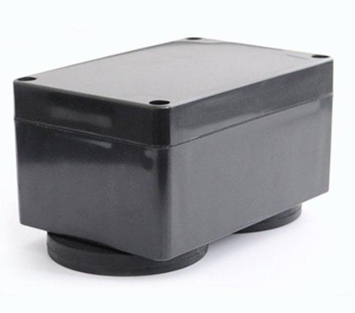 Incutex wasserdichte Magnet-Box für die GPS Tracker TK102 V3/V6, TK104, TK5000 (bis Oktober 2014) mit Akku 17.600mAh Achtung GOLDKONTAKT!!! (passt Nicht für Stecker)