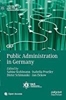 Public Administration in Germany (Governance and Public Management)