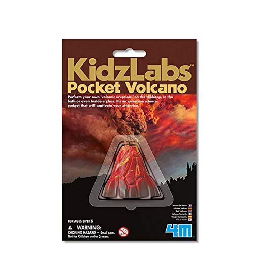 Natural History Museum Kidz Labs Pocket Volcano