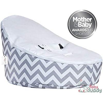 Fantastic Cheap Baby Bean Bag Bouncer Chair By Baby Buddy Toys Machost Co Dining Chair Design Ideas Machostcouk