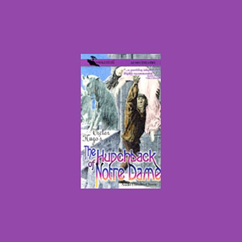 The Hunchback of Notre Dame (Dramatization) audiobook cover art