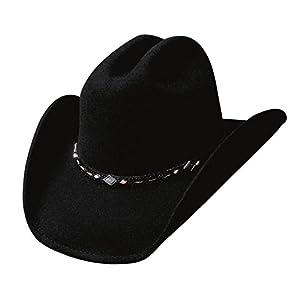 Bullhide Montecarlo Wagoneer Wool Hat Black Large 1 41M9GSOfEjL. SS300