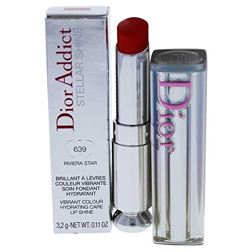 Dior DIOR ADDICT STELLAR SHINE lipstick #639-riviera star