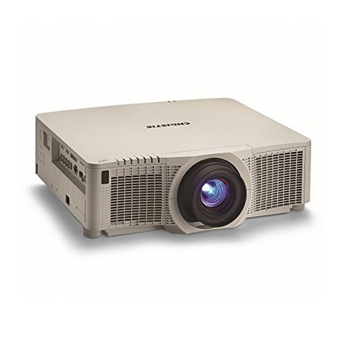 Christie DWX951-Q | 8500 ANSI Lumens 1DLP Dual Lamp Digital Projector White No Lens