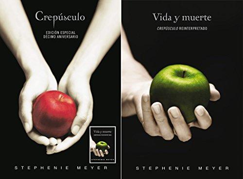 Crepúsculo. Décimo aniversario/ Edición dual Vida y...