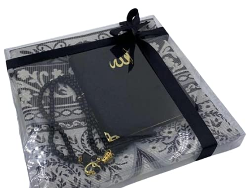 Sajadah Coran Tasbeeh Coffret cadeau islamique pour Ramadan,...