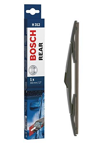 Bosch Scheibenwischer Rear H312, Länge: 300mm – Scheibenwischer für Heckscheibe