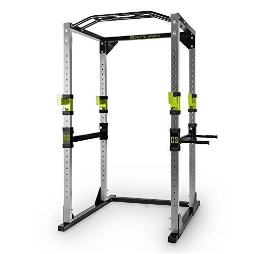 Capital Sports Tremendour Power Rack - Jaula de dominadas, Power Cage,...
