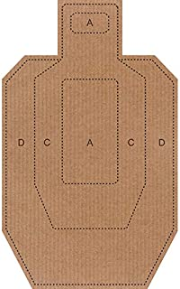 IPSC/USPSA Cardboard Targets