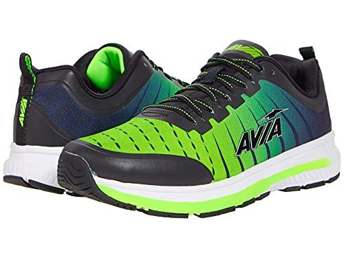 Avia Avi-Maze 2.0 Jet Black/Reflective Black/Green Gecko 13...