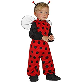 Desconocido Disfraz de mariquita para bebé: Amazon.es: Juguetes y ...