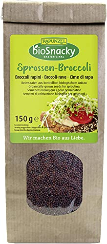 Rapunzel Bio Sprossen-Broccoli bioSnacky (1 x 150 gr)