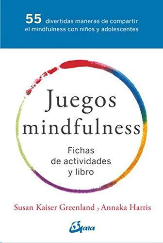 Juegos Mindfulness. 55 divertidas maneras de compartir el mindfulness con niños y adolescentes: Fichas de actividades y libro (Psicoemoción)