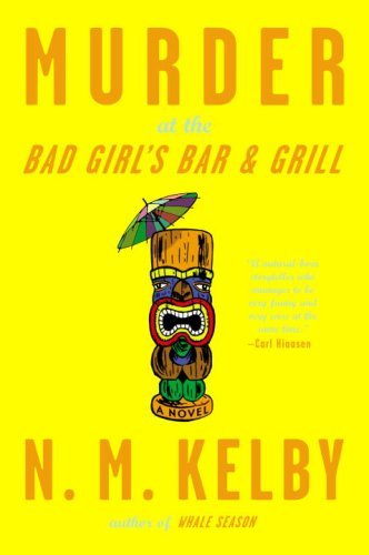 Murder at the Bad Girl's Bar and Grill: A Novel (English Edition)