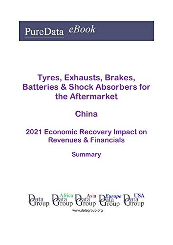 Tyres, Exhausts, Brakes, Batteries & Shock Absorbers for the Aftermarket China Summary: 2021 Economic Recovery Impact on Revenues & Financials (English Edition)
